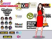 Miley Cyrus DressUp 2012