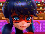 Miraculous Ladybug Facial Spa