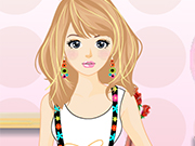 Mix with Caro Cloth Dressup