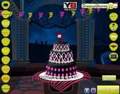 Monster High Cake Decor