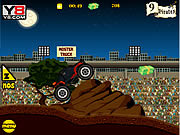 Monster Truck Dirt Racing