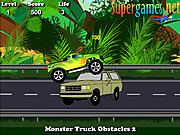 Monster Truck Obstacles 2