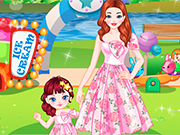 Mother\'s Day Matching Outfits