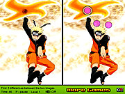 Naruto Rasenshuriken Differences