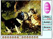 Naughty Cats Hidden Numbers