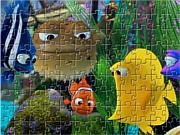 Nemo Fish Jigsaw