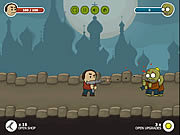 Nerd vs Zombies Just Surv…