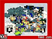Ninja Hattori Kids Jigsaw
