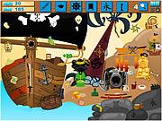 Ninja Pirate Hidden