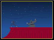 Midnight Ninja Leaping