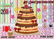 NY Cake Decoration