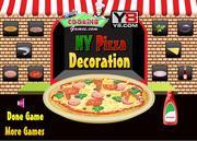 NY Pizza Decoration