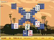 Oasis Solitaire