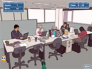 Office Paintball