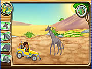 Diego's African Offroad Rescue