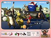Over the Hedge - Hidden Objects