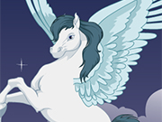 Pegasus Dress Up
