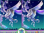Pegasus Spot the Difference
