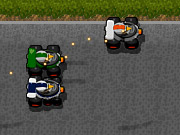 Penguins Super Kart