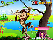 Peppy's Pet Caring-Zippy Monkey