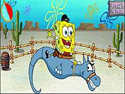 Spongebob Square Pants: Pest Of The West Showdown