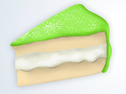 Piece of Princess Cake