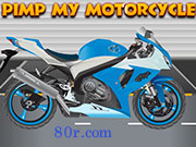 Pimp My Motorcycle Game