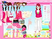 Pink Closet Dressup