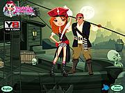 Pirate Honeymooon