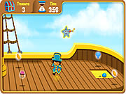 Dora's Pirate Boat Treasure Hunt