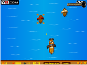 Pirates\' Rampage Spree