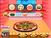 Pizza Decoration