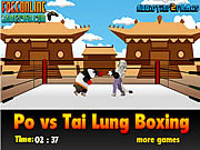 Po Vs Tai Lung Boxing