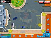 Police Station Parking 2
