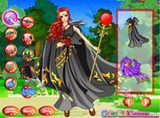 Power Princess Dressup