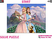 Pricess and the Pauper Jigsaw