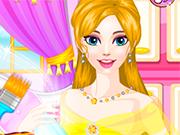 Princess Room Makeover