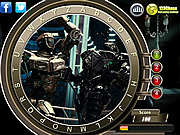 Real Steel - Find the Alphabets
