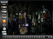 Play Real Steel Find the Numbers