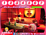 Play Red Room Hidden Numbers