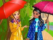 Retro Rain