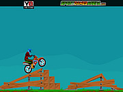 Play Road Cross Bikers