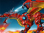 Play Robot Fire Dragon