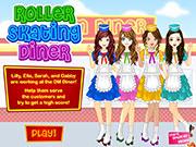 Roller Skating Diner