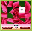 Rose Sliding Puzzle