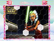 Star Wars Ashoka - Hexagon Puzzle