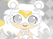 Sailor Scout Chibi Maker 2