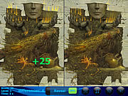 Sand the world 5 Differences