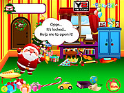 Santa Clause Troubles