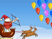 Santa\'s Balloon Burster